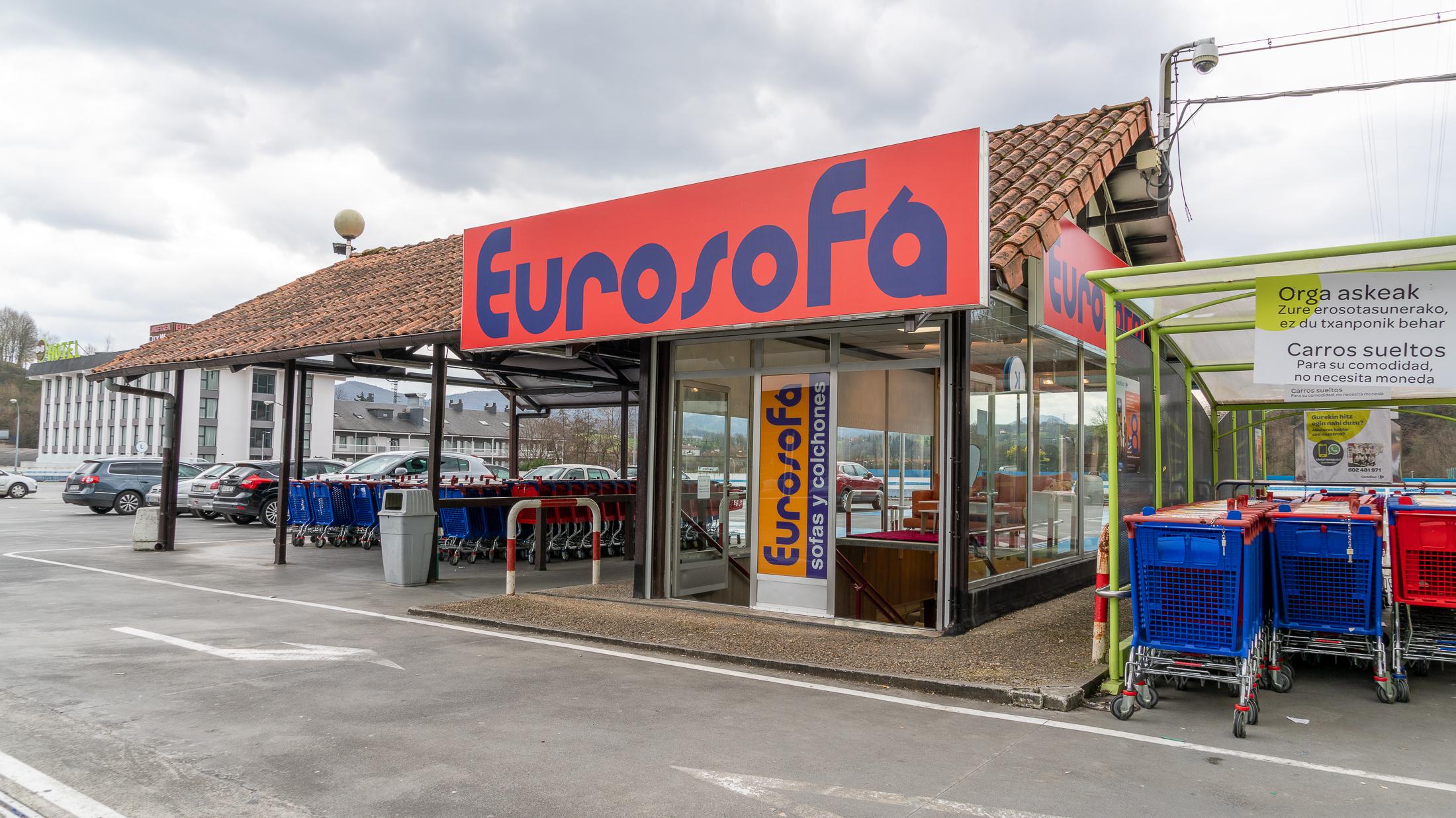 EUROSOFA OIARTZUN CARREFOUR