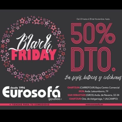 black friday grandes descuentos