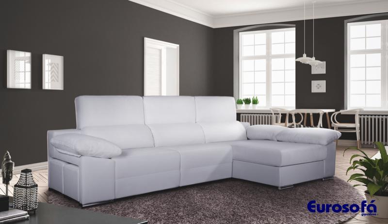 sofa con chaise longue Dubai